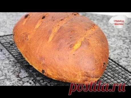 ТОМАТНЫЙ ХЛЕБ с вялеными томатами, травами и чесноком Хлеб со вкусом пиццы