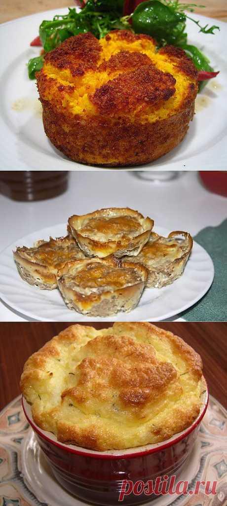 Готовим мясное суфле / Простые рецепты