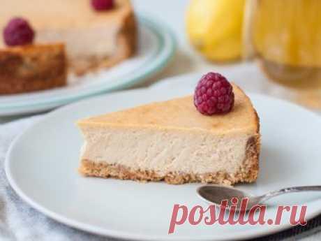 Карамельный чизкейк - простой и вкусный рецепт с пошаговыми фото