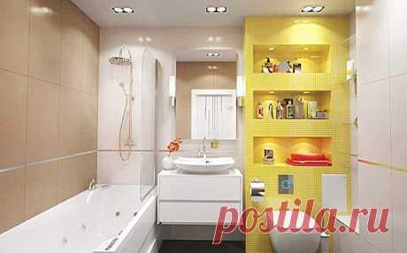 Освещение в ванной комнате: с натяжным потолком, количество и расположение ламп Освещение в ванной комнате: с натяжным потолком, количество и расположение ламп. Светильники в ванную комнату на натяжной потолок. Принципы организации освещения в ванной комнате. Влияние освещенности на функциональность ванной комнате.