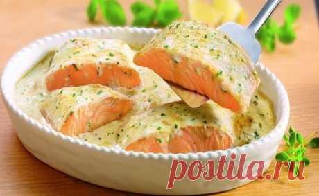 Простой и вкуснейший рецепт приготовления лосося | жерех | Яндекс Дзен