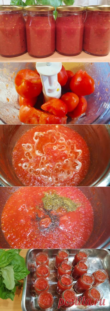Пряный соус для домашней пиццы