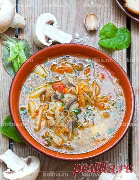 Постный суп: рецепты для постного меню | Kulina.Ru | Яндекс Дзен