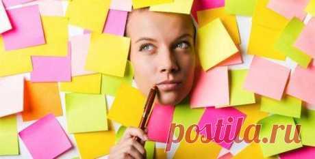 5 не сложных способов запомнить важную информацию | Люблю Себя