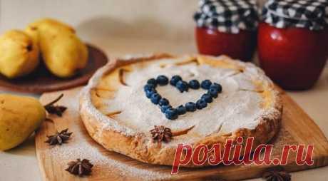 «Солнечное чудо»: цветаевский пирог с грушами