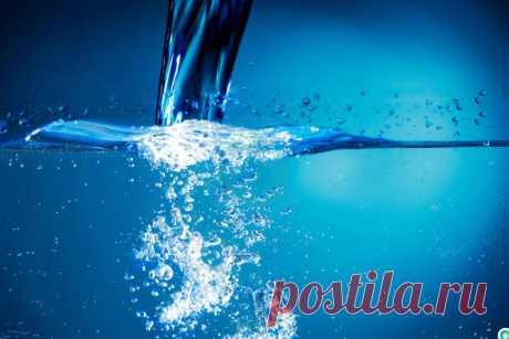 Волшебные свойства воды
