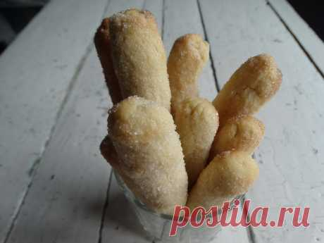 Португальское печенье – рецепт вкусного печенья всего из 4-х ингредиентов - Ваши любимые рецепты - медиаплатформа МирТесен