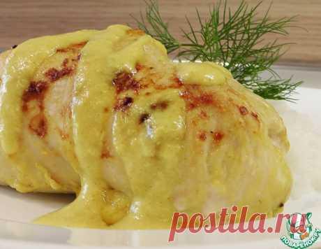 Куриные рулетики с манго – кулинарный рецепт