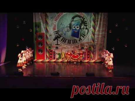 танец Барыня - Хореографический ансамбль Вдохновение