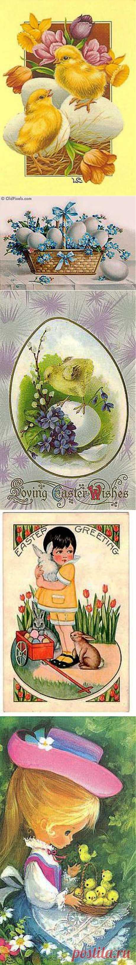Vintage easter | Vintage Easter Images