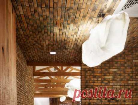 5 интересных вариантов отделки потолка, о которых многие даже не догадываются