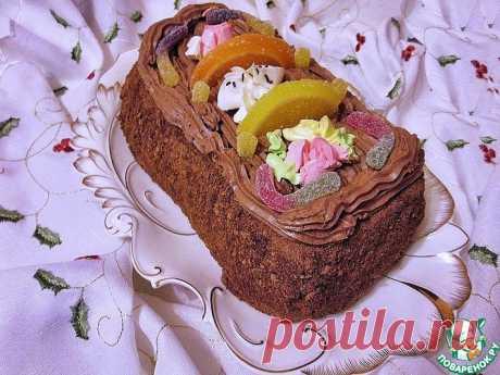 Торт «Сказка» по ГОСТу Кулинарный рецепт