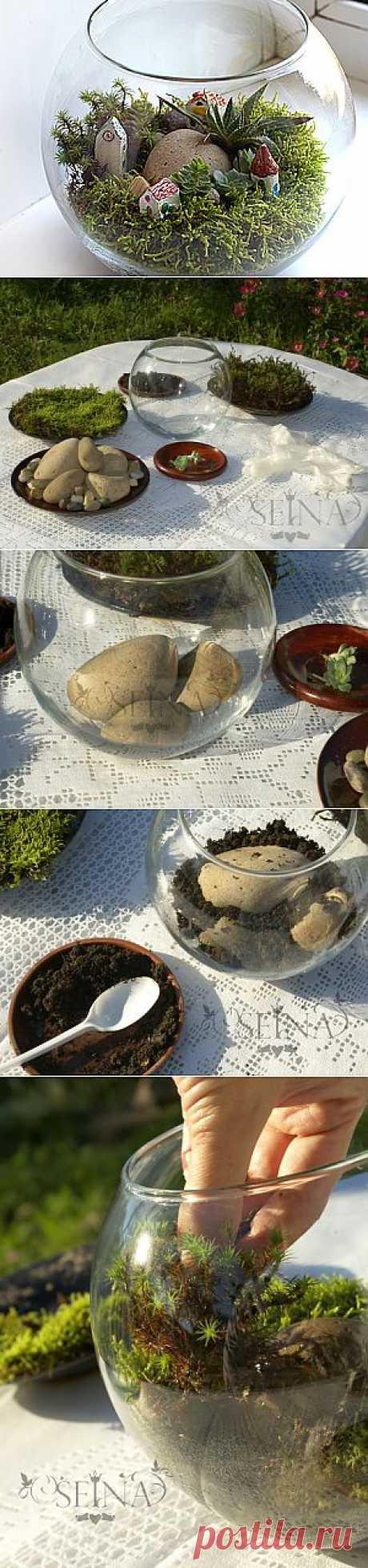 Сад на окне - Ярмарка Мастеров - ручная работа, handmade