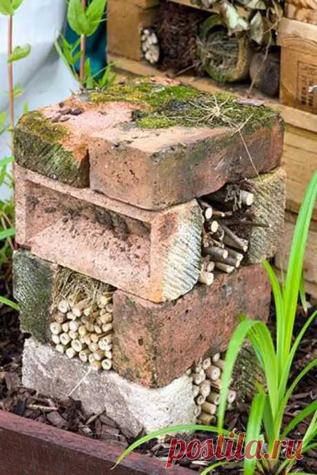 20+ чудесных кирпичных дорожек и других способов использования кирпича, которые украсят ваш сад - Огород, сад, балкон - медиаплатформа МирТесен