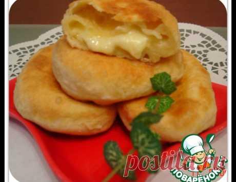 Сырные квадратики – кулинарный рецепт