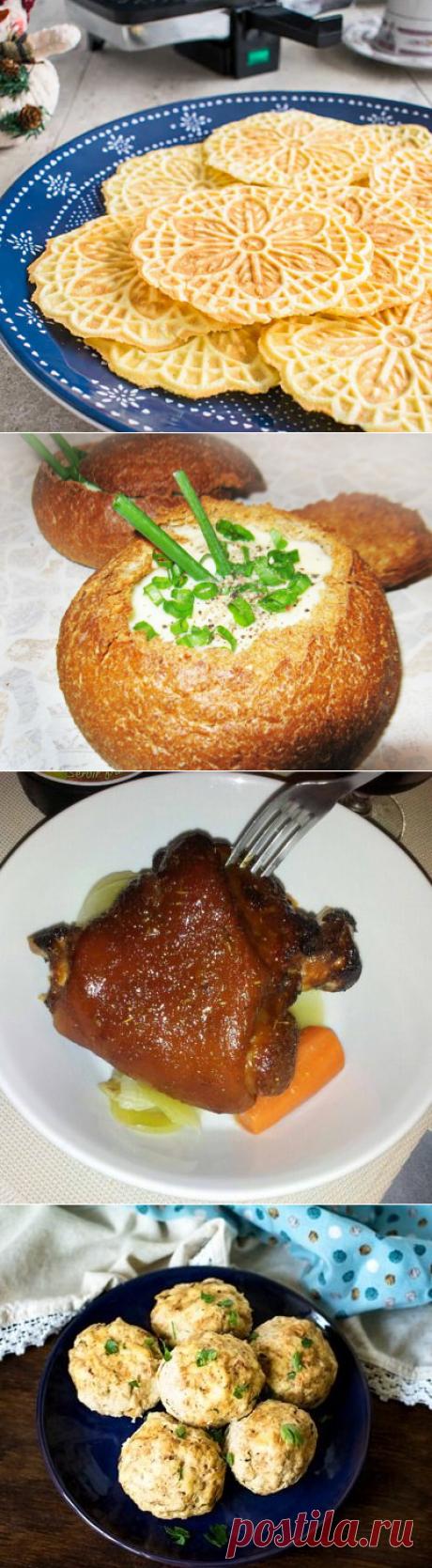 Чешская кухня - традиционные рецепты