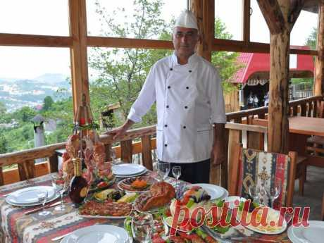 Армянский стол: 5 классических блюд..