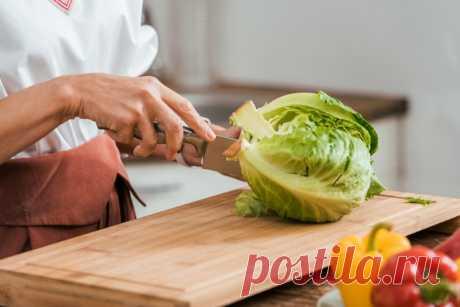 Простейший рецепт универсального гарнира из капусты — Фактор Вкуса