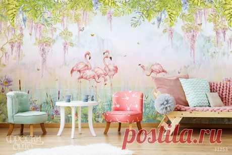 Изображение #31253 Flamingos lime