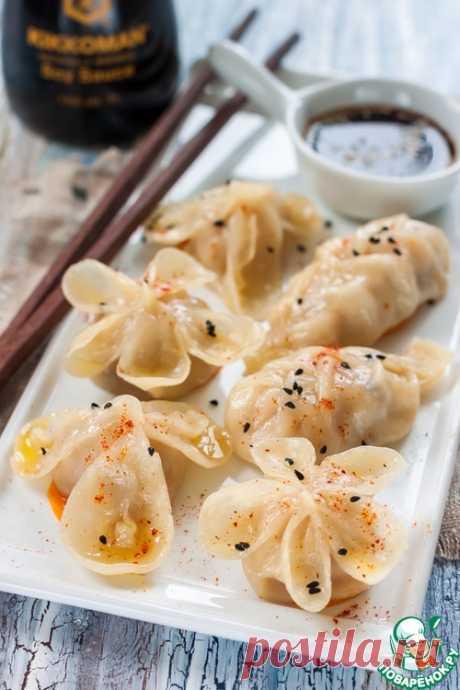 Китайские паровые пельмени – кулинарный рецепт