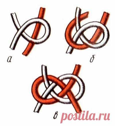 Необычный браслет и повязка на голову из одного узла макраме