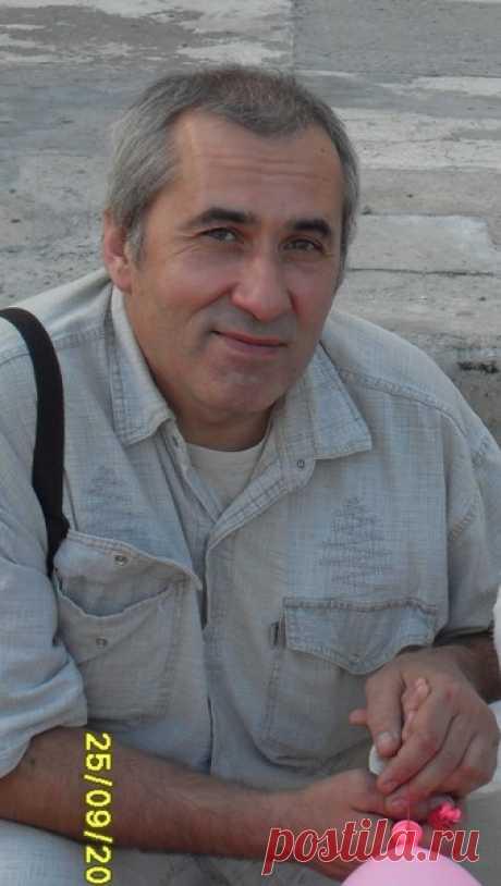 Валерий Кобзарь