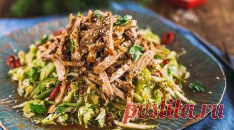 Вкуснейшие рецепты салатов изговяжьего сердца Пошаговые рецепты приготовления салатов из говяжьего сердца в домашних условиях. А так же информация о том как правильно варить сердце