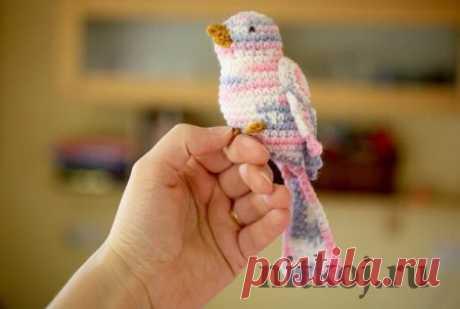 Маленькие птички » Ниткой - вязаные вещи для вашего дома, вязание крючком, вязание спицами, схемы вязания