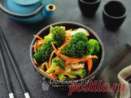 Постные блюда из брокколи — подборка рецептов с фото и видео