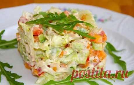 Пошаговый рецепт салата с курицей, секреты выбора ингредиентов и