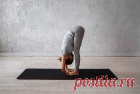 Наклоны в йоге, основа основ.