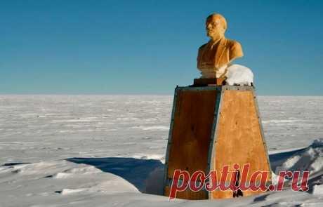 Где вРоссии нет Ленина? Исследование обулицах ипамятниках вчесть вождя — Strelka Mag