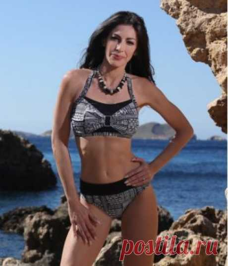 Be active with style in our Annisa bikini
