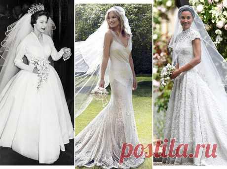 Самые красивые и дорогие свадебные платья за всю историю