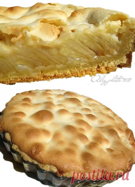 Цветаевский яблочный пирог от Алии
