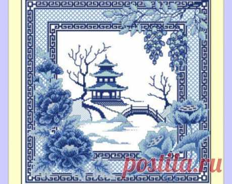 China. Digital Item Instant PDF Digital Download from 100patterns
