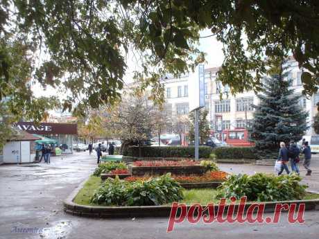 Площадь Победы в Смоленске   ---   Victory Square In Smolensk  Free Stock Photo HD - Public Domain Pictures