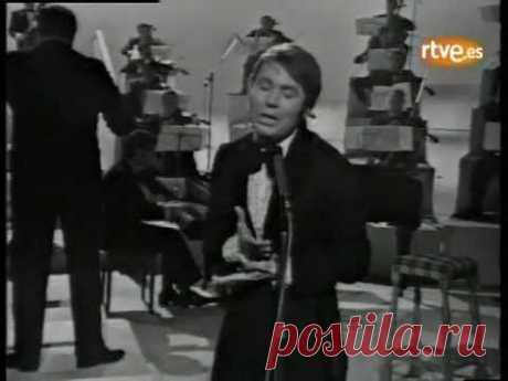 Raphael Especial de Nochebuena 1969 - RTVE.