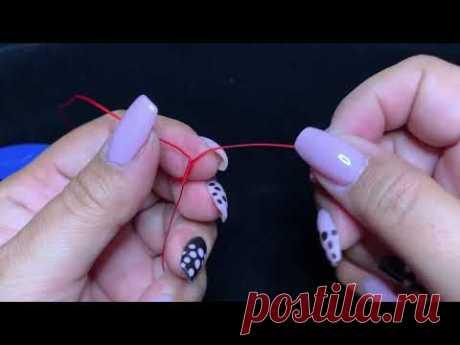 Frivolite Tatting Lesson 197 - Picot de punto/dot picot