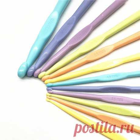 Как выбрать крючок и пряжу для вязания? | MarsanaCrochet | Яндекс Дзен