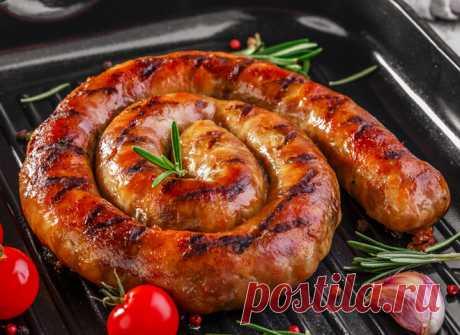 Домашняя колбаса: готовь на праздники шикарную закуску - tochka.net