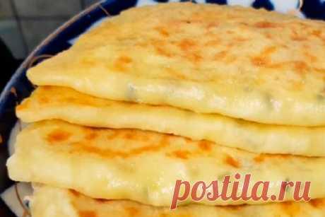 Лепешки на кефире с творогом и сыром: удивите домашних Читать далее...