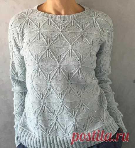 Геометрический Узор для свитера