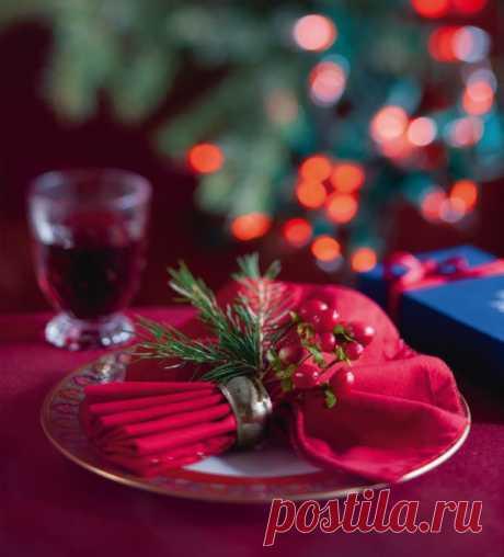 Предисловие. Рождественский стол. Самые вкусные угощения