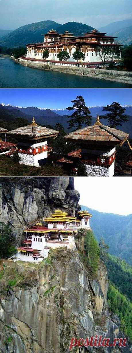 Удивительное королевство Бутан | УДИВИТЕЛЬНОЕ