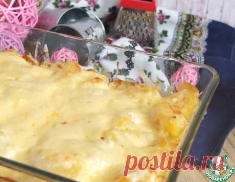 """Картофель """"Сливочный"""" – кулинарный рецепт"""