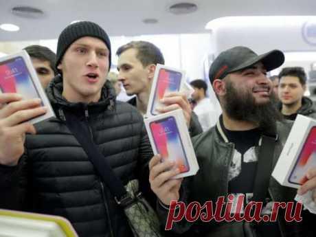 СМИ: Apple может уйти из России из-за закона о запрете смартфонов без отечественных приложений | Офигенная