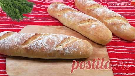 Самый вкусный домашний хлеб. Легкий рецепт приготовления. Попробовав этот хлеб Вы больше не захотите покупать в магазине.   Готовим вкусно.   Яндекс Дзен