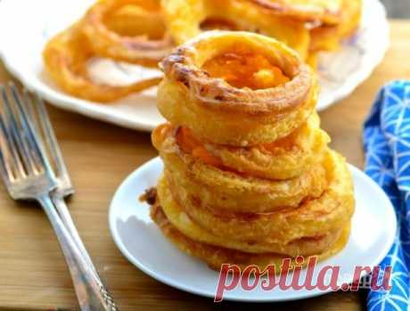 Лук фри - пошаговый рецепт с фото на Повар.ру