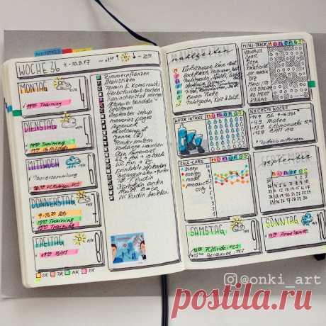 onki_ART Bullet Journal & ART Journal - Bullet Journal